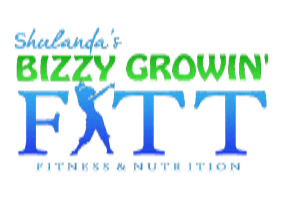 Bizzy Growin Fitt logo
