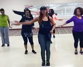 Zumba with Shulanda - Duncanville Fieldhouse