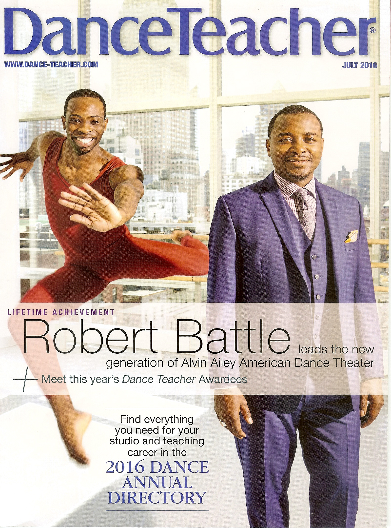 Dance Teacher Magazine0001