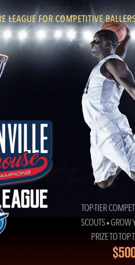 Duncanville Fieldhouse Feeder League Promo